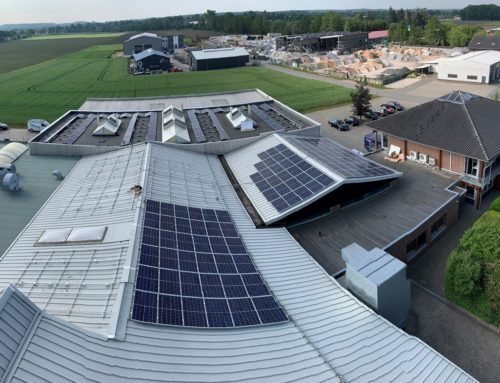 Photovoltaic system for Wigger – interior constructions Wilsum