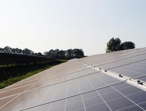 Implementation of Solarpark Wachtum (NL)